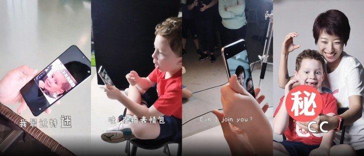 xiaomi cc9e trong video mới
