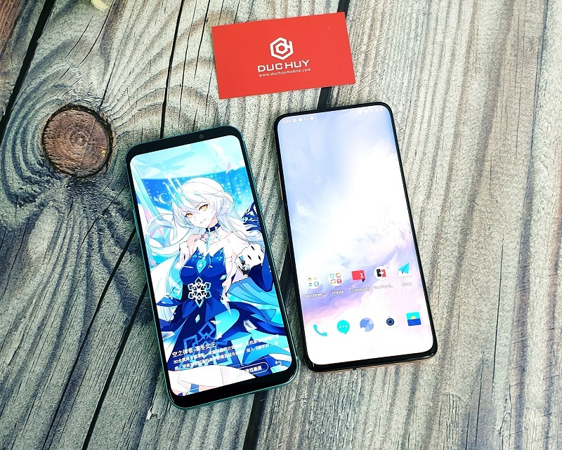 xiaomi oneplus màn hình