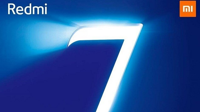 xiaomi redmi 7 sắp ra mắt