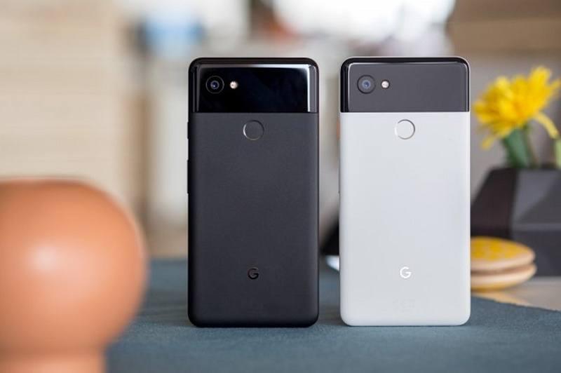 google pixel 2 xl trong tầm giá 7 triệu thiết kế