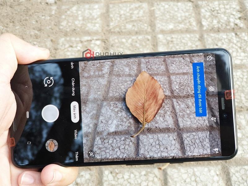 dánh giá google pixel 3xl camera