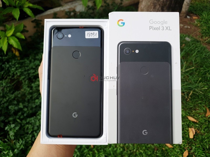 dánh giá google pixel 3xl máy