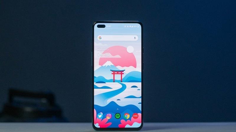 google pixel 4a vs oneplus nord màn hình