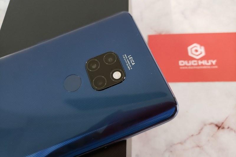 huawei mate 20 đức huy mobile camera