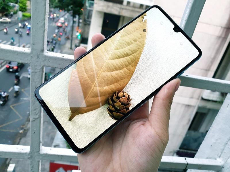 huawei p30 chup ảnh màn hình
