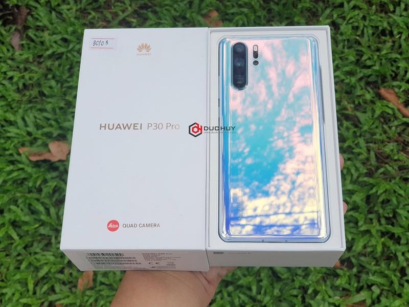 huawei p30 pro đánh giá máy