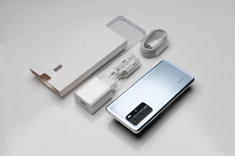 Huawei P40 Pro thiết kế