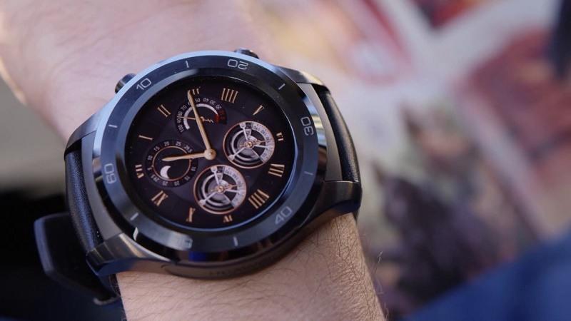 đánh giá huawei watch 2 mới màn hình
