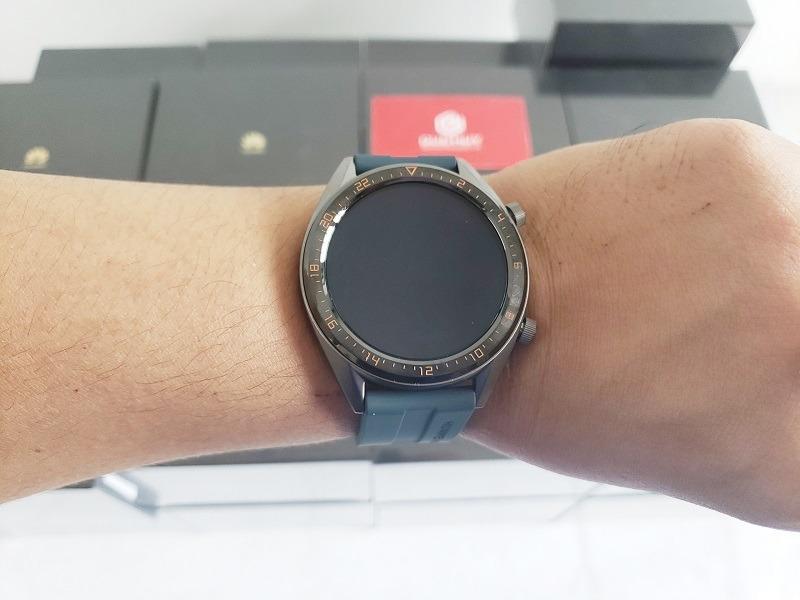 đánh giá đồng hồ huawei watch gt mới