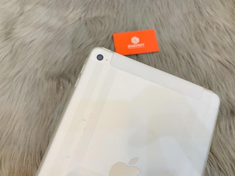 iPad Mini 4 có camera sau và trước chụp hình ổn