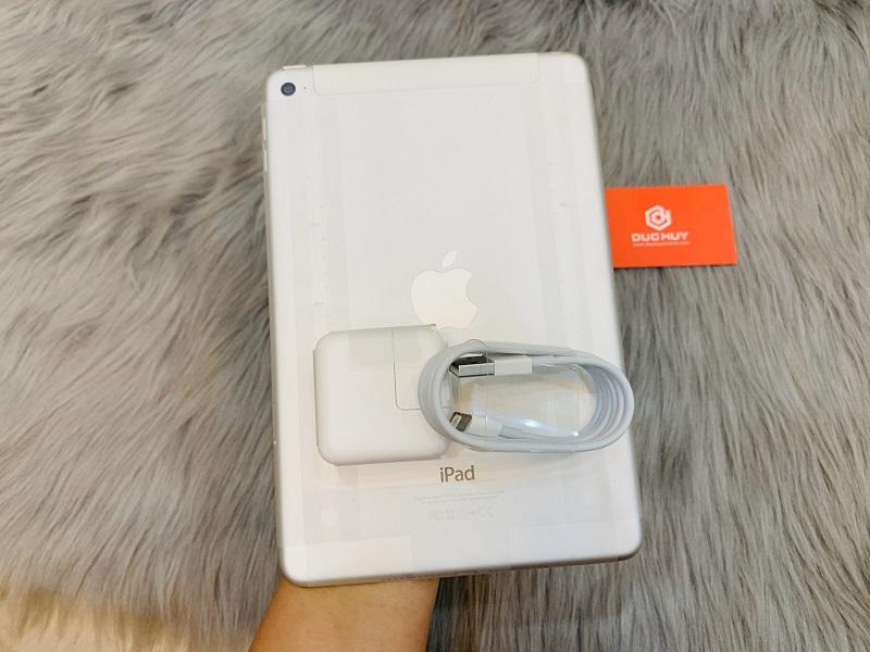 iPad Mini 4 thiết kế mỏng nhẹ