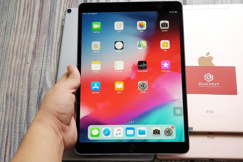 đánh giá ipad pro 10.5 inch màn hình