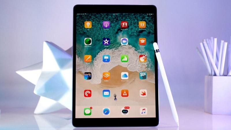 đánh giá ipad pro 10.5 inch cấu hình