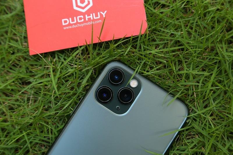 Cụm camera sau iPhone 11 Pro Mỹ