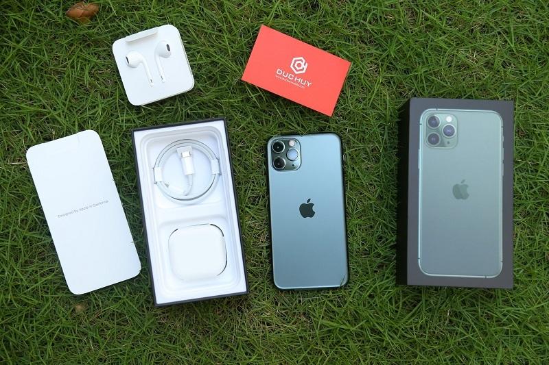 iPhone 11 Pro Fullbox