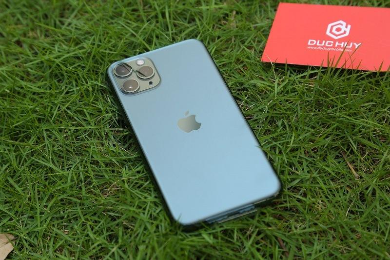 Cấu hình iPhone 11 Pro Mỹ