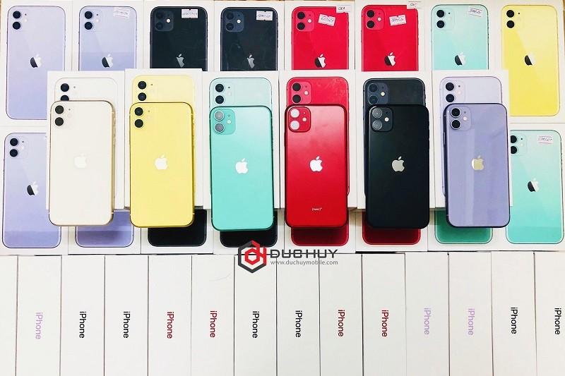 chọn iphone 11 hay iphone xs max số lượng