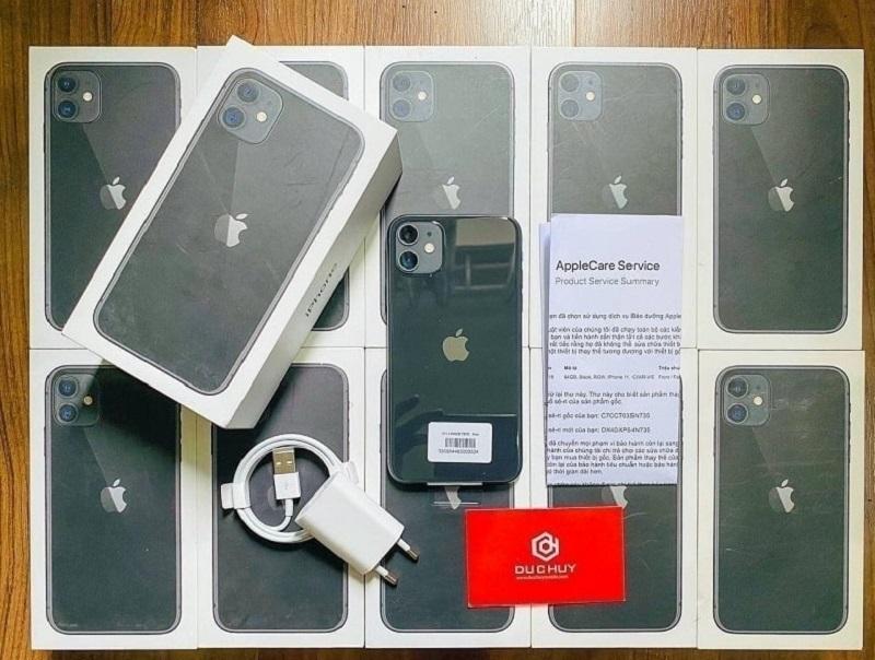 Có sẵn iPhone 11