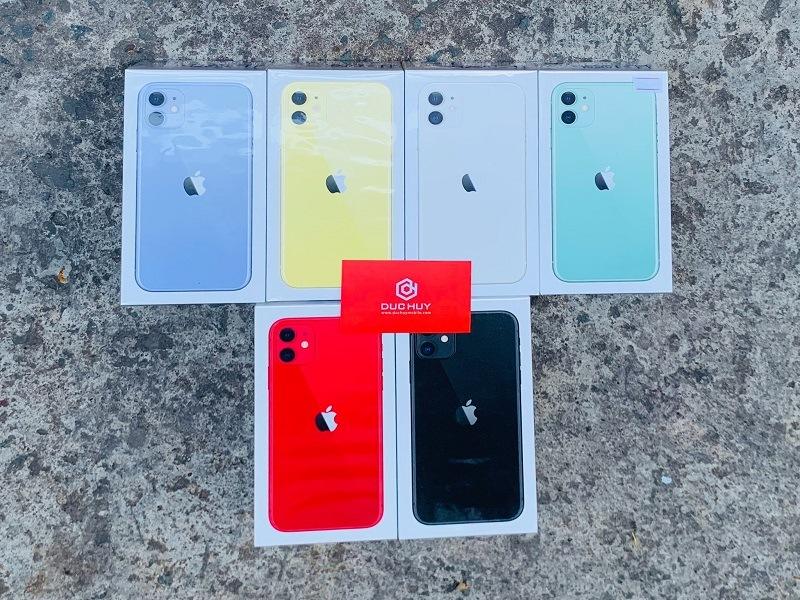 đánh giá iphone 11 128gb 2 sim nguyên seal