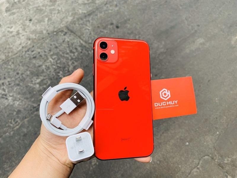 Thiết kế iPhone 11 cũ