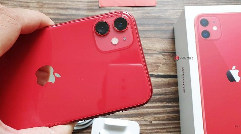 iPhone 11128GB 2 Sim camera