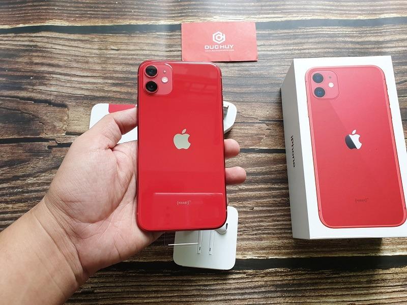 iPhone 11 có thiết kế sang trọng, đẳng cấp