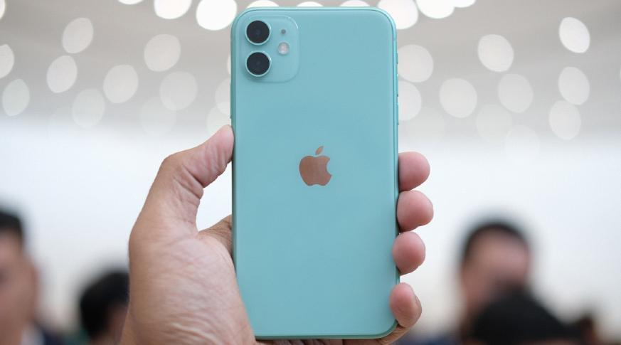 trên tay iphone 11 tại đức huy mobile