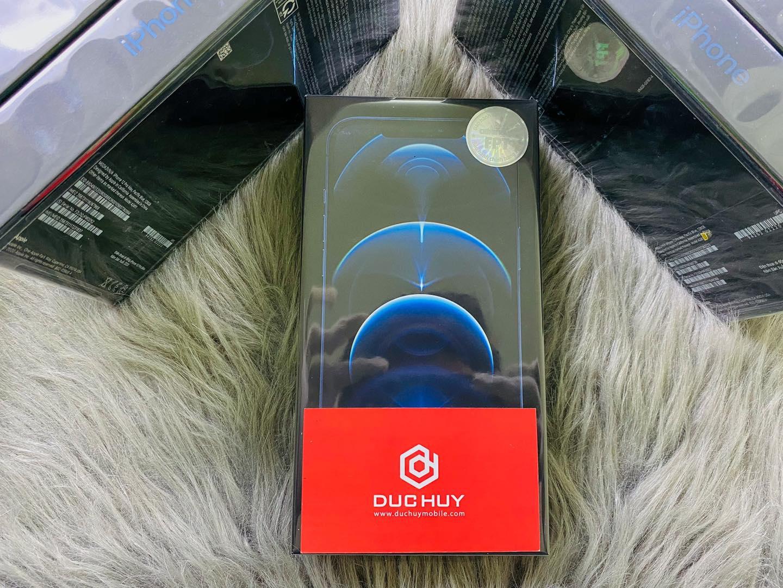 cận cảnh iphone 12 pro max 128gb chính hãng vn/a