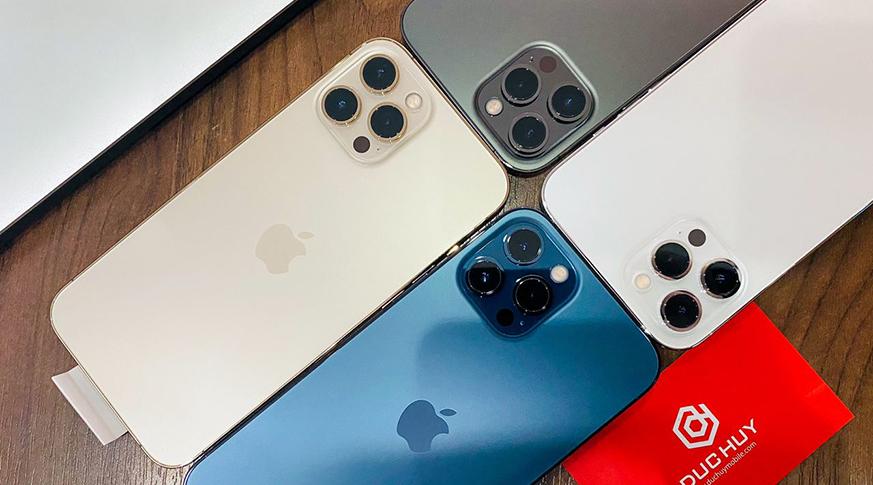 kích thước iphone 12 pro max 256gb