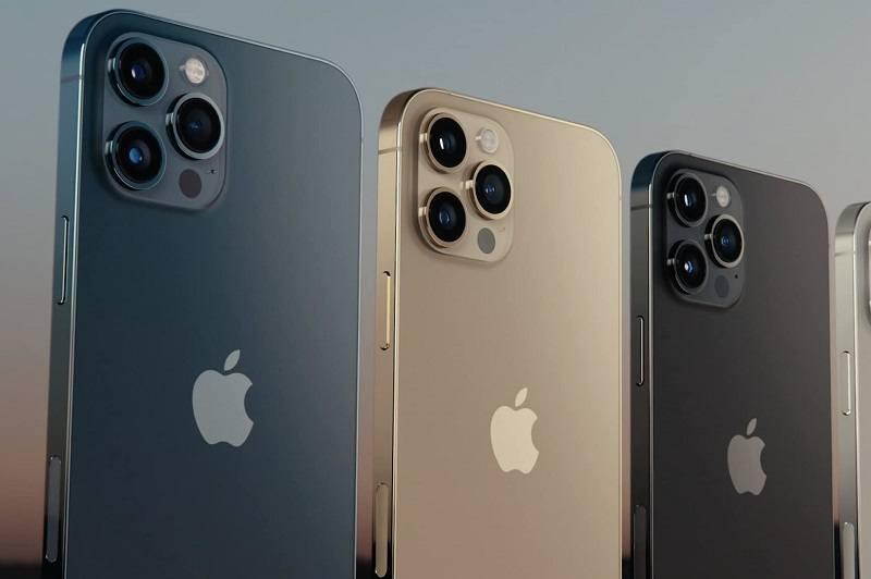 danh mục iphone 12 camera