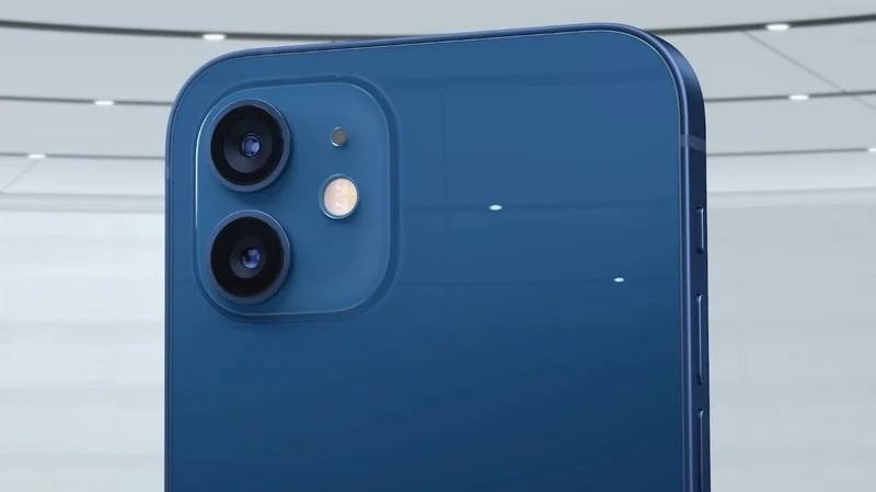 iphone 12 ra mắt camera