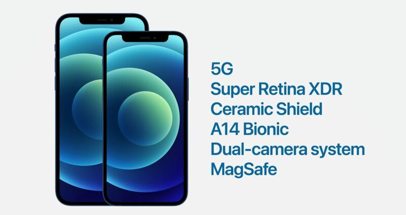 iphone 12 ra mắt cấu hình