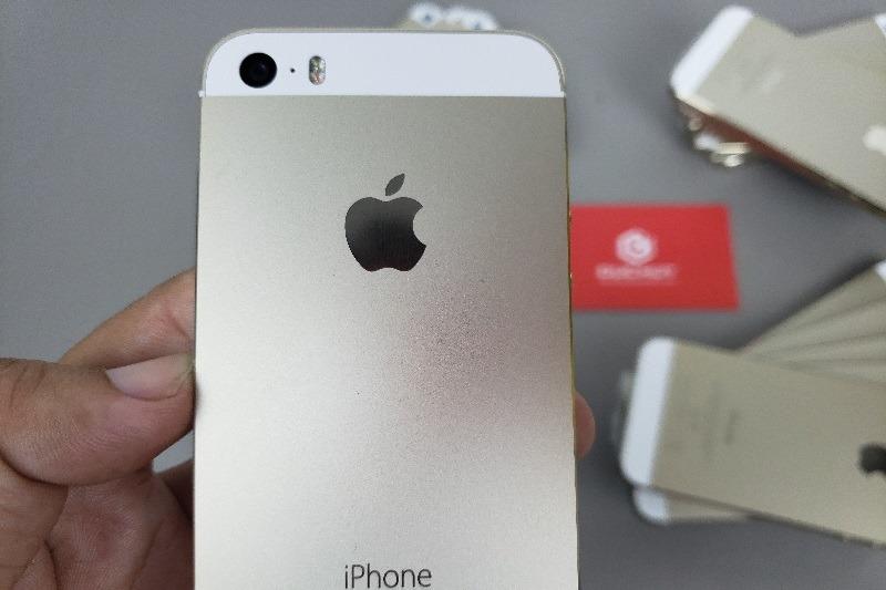 đánh giá iphone 5s chưa active camera
