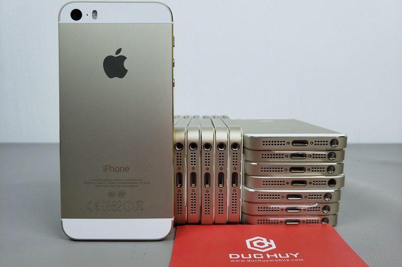 đánh giá iphone 5s chưa active máy