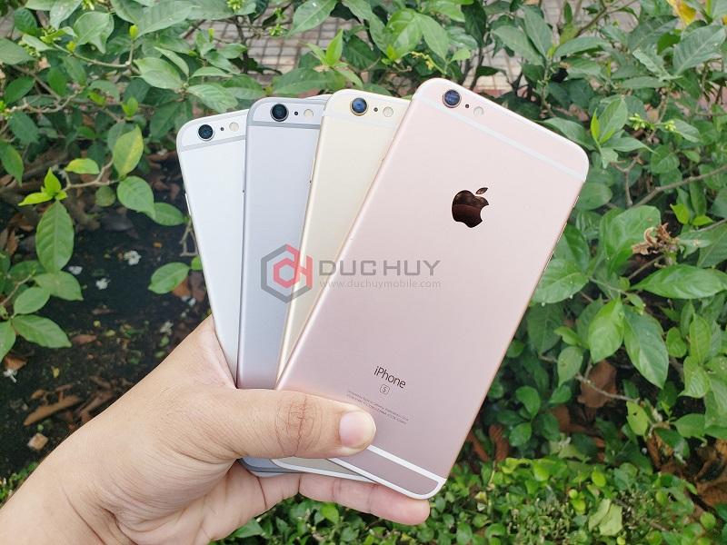 Camera sau iPhone 6s Plus