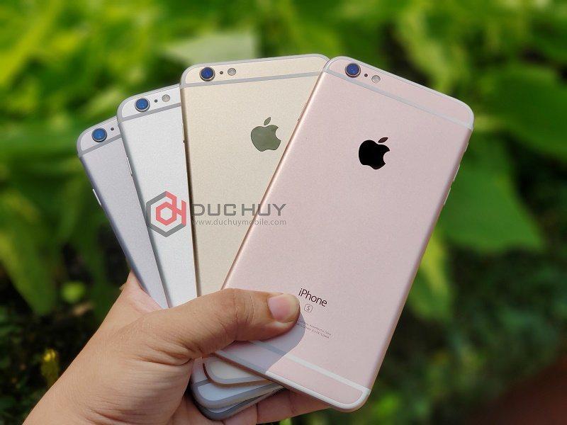 iphone 6s plus 64gb giá rẻ đủ màu