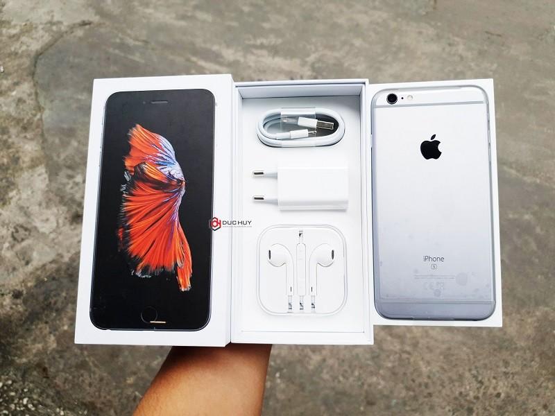 iPhone 6s Plus màu bạc