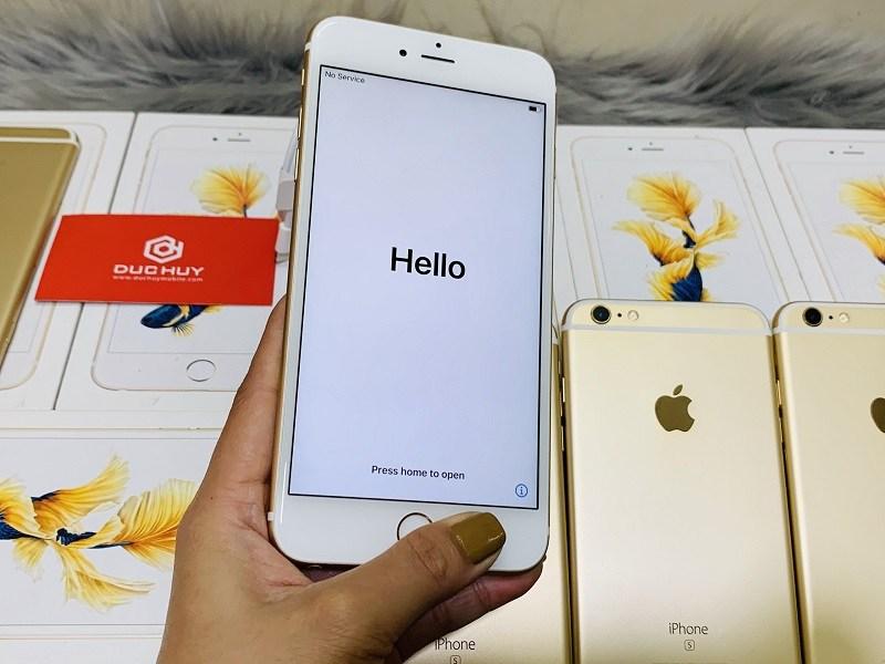 iPhone 6S Plus chất lượng tốt như máy fullbox nguyên seal