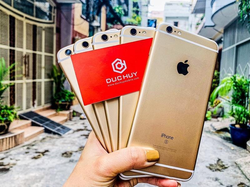iPhone 6S Plus Trôi bảo hành chưa qua sử dụng