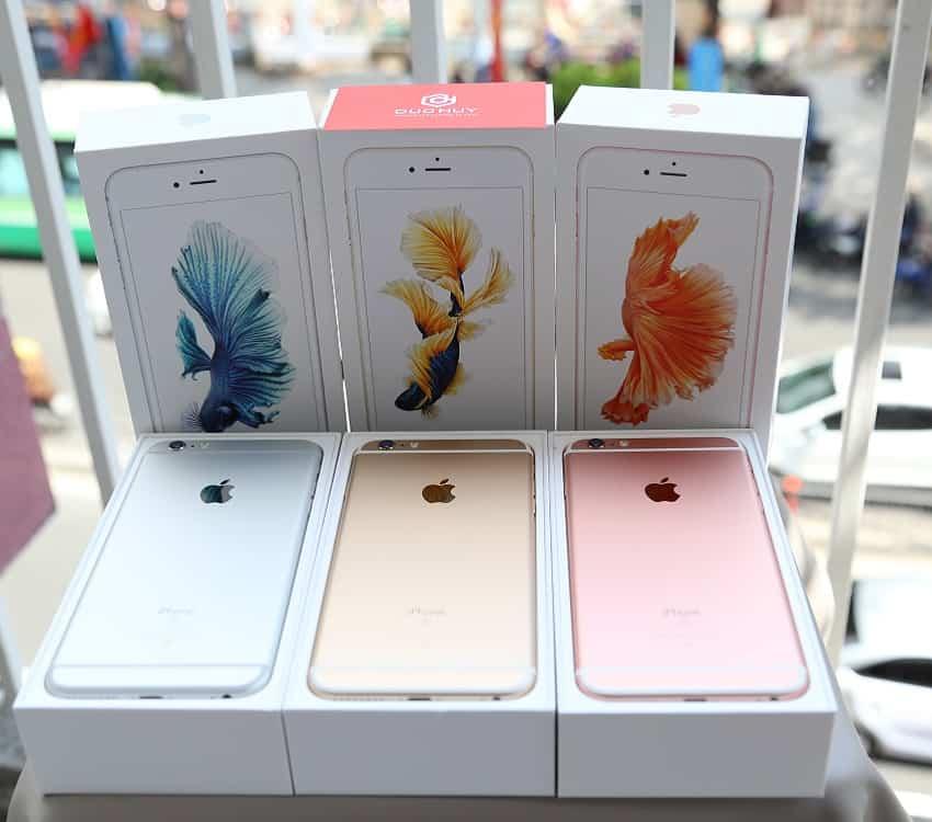 iPhone 6s Plus fullbox