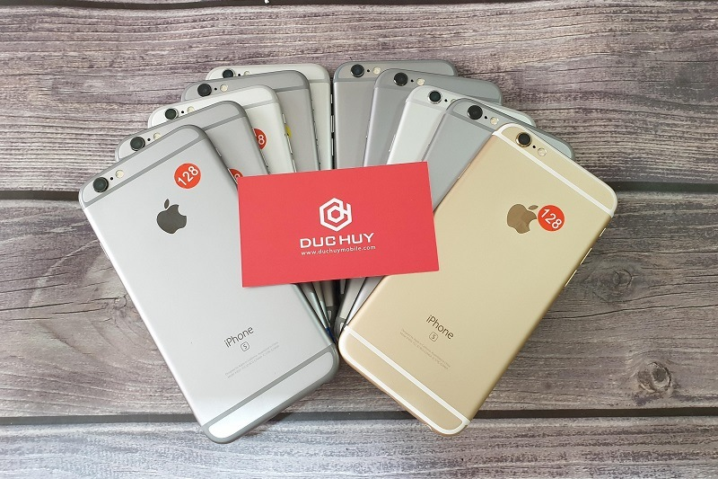 đánh giá iphone 6s 128gb cũ