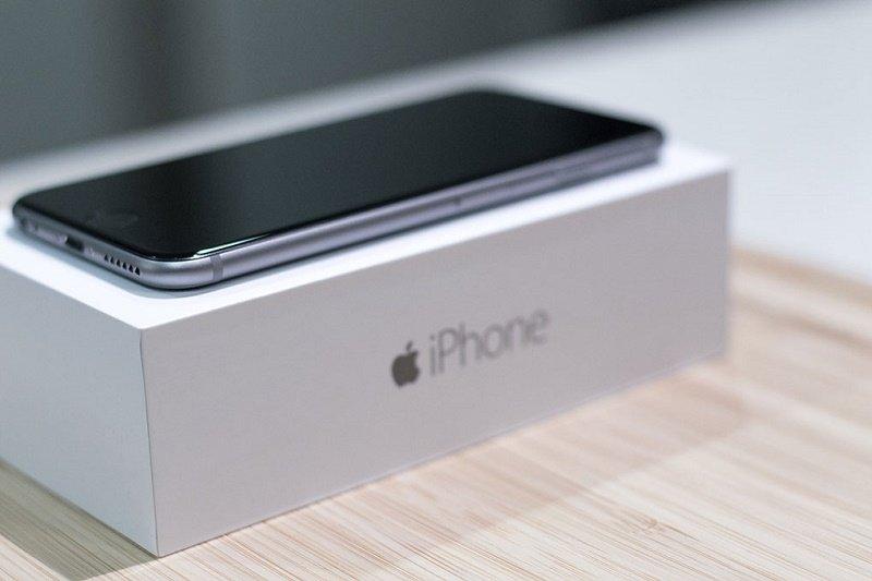 iphone 6s 32gb chưa active máy