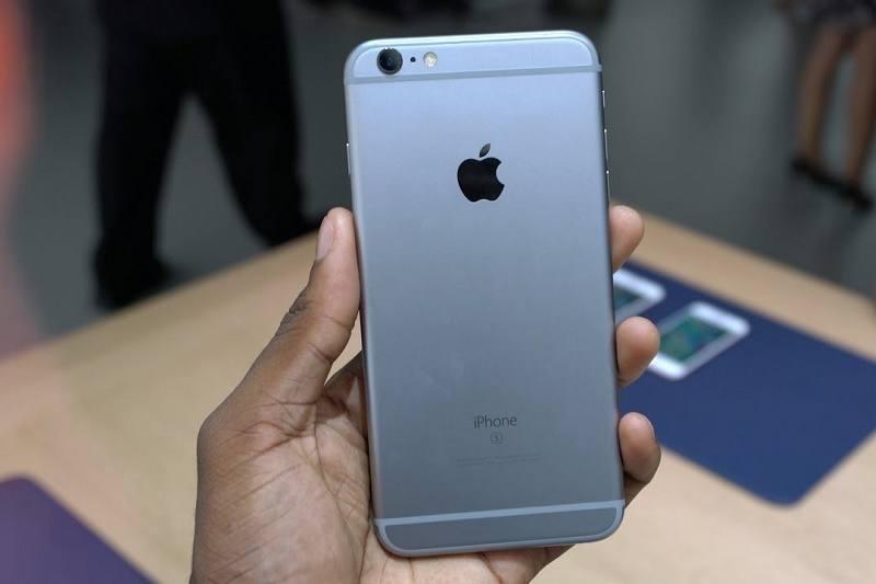 iphone 6s 32gb chưa active thiết kế