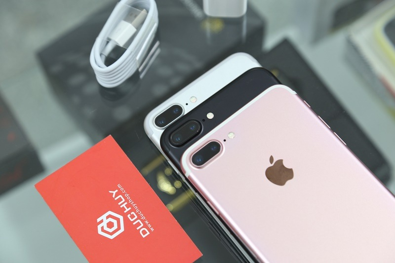 iphone 7 plus 128gb trôi bảo hành camera