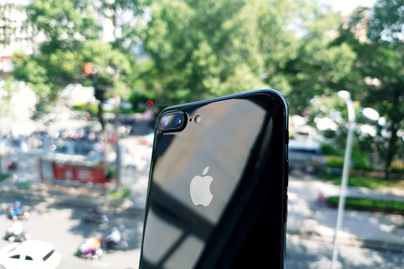 iphone 7 plus 256gb mới chưa active camera