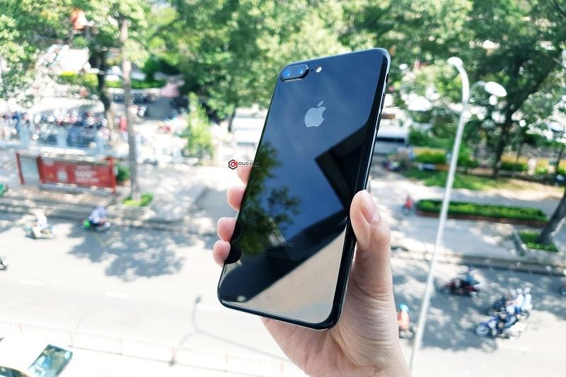 iphone 7 plus 256gb mới chưa active thiết kế