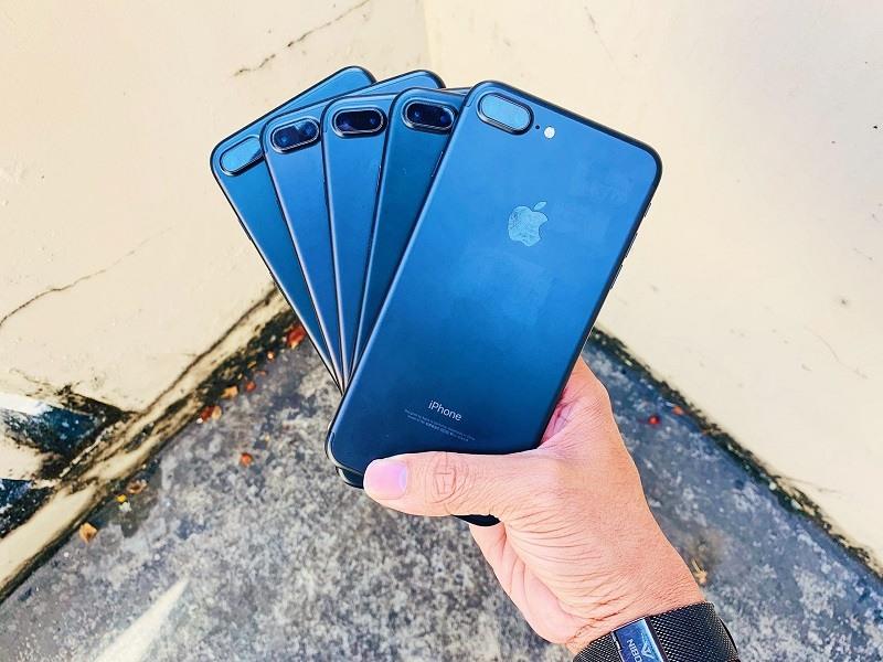 iphone 7 plus cũ có thể chơi game tốt hiện nay