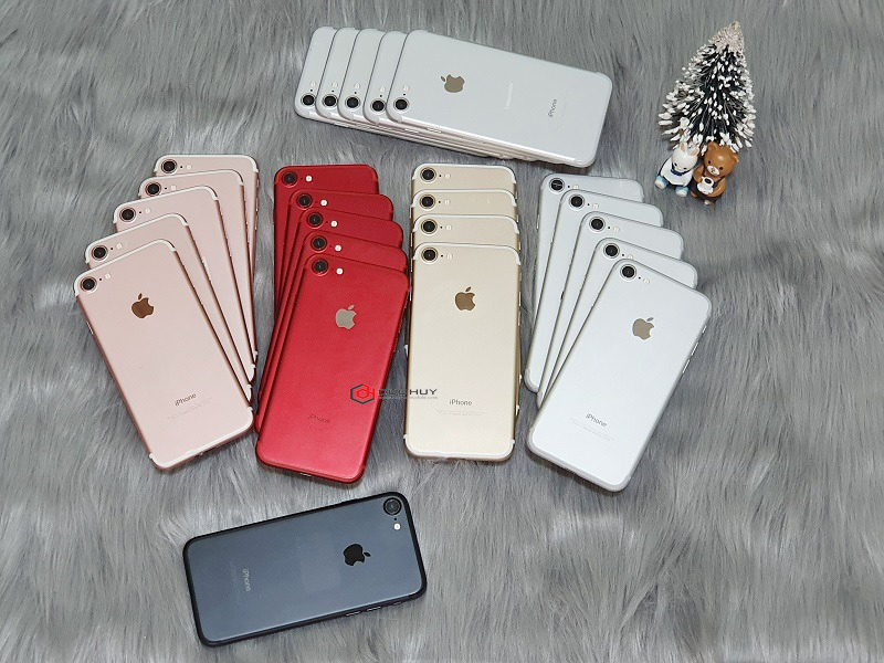 iPhone 7 có dung lượng lớn