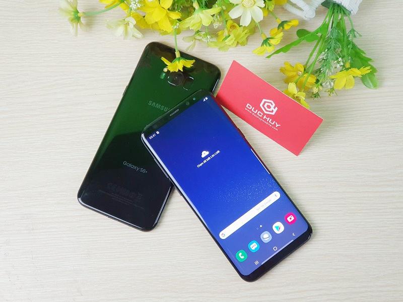 Thiết kế Samsung Galaxy S8 Plus 64GB like new
