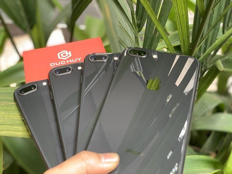 iphone 8 plus 256gb camera